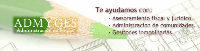 Te ayudamos con: asesoramiento fiscal y juridico, administracion de comunidades y gestiones inmobiliarias.